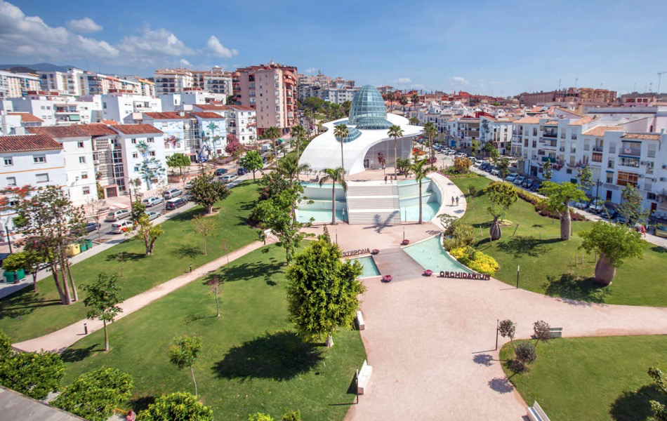 Estepona estará presente este fin de semana en una de las exposiciones de orquídeas más importantes de Portugal
